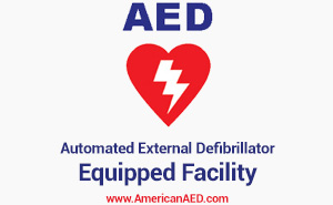 AED Equipped Facility